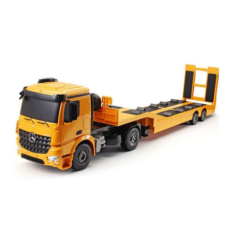 Ciężarówka i Laweta RC MERCEDES AROCS Double Eagle EE 562 003 Zdalnie Sterowana Duża 86CM – VivoSklep.pl