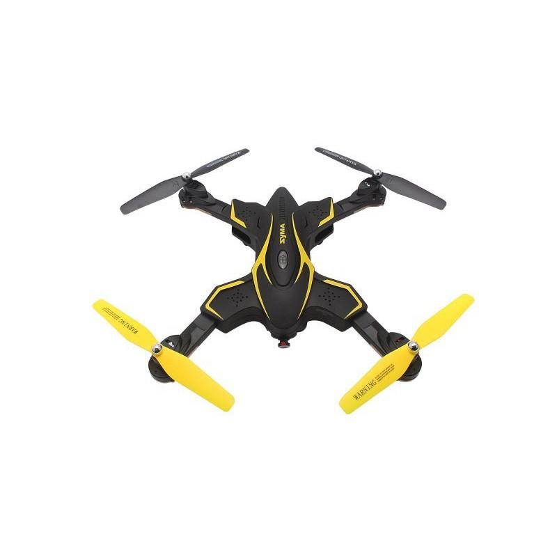 Dron SYMA X56W-P Składany Quadrocopter RC z Kamerą - VivoSklep.pl