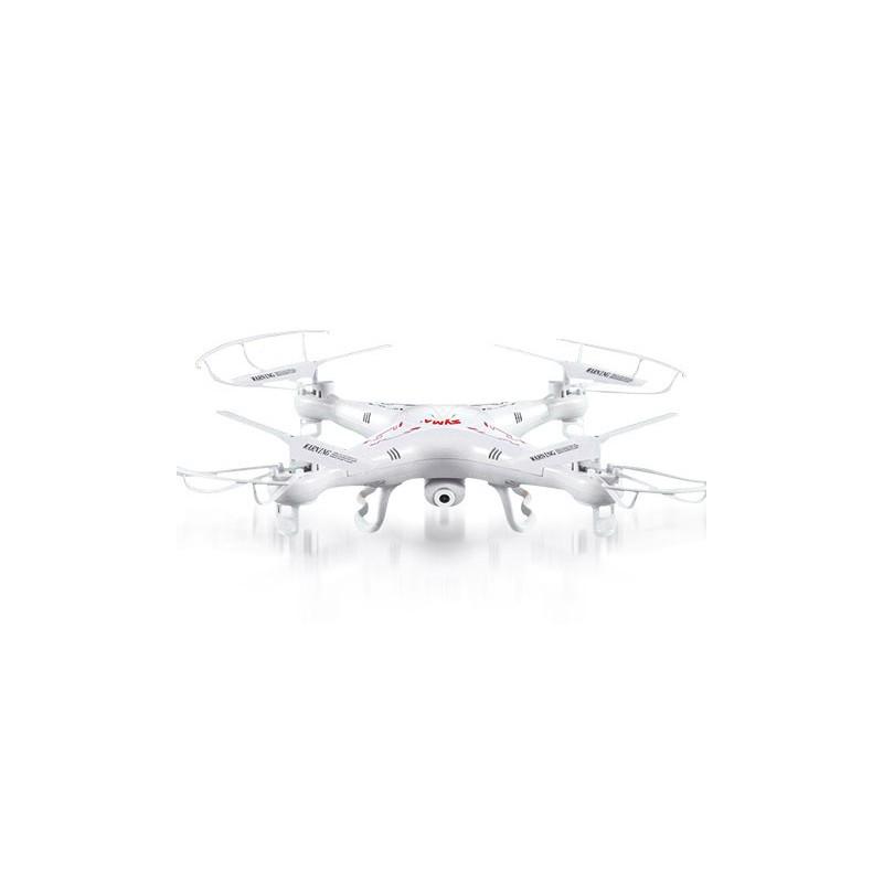 Dron SYMA X5C Quadrocopter RC 4CH 2,4GHz z Kamerą HD - VivoSklep.pl