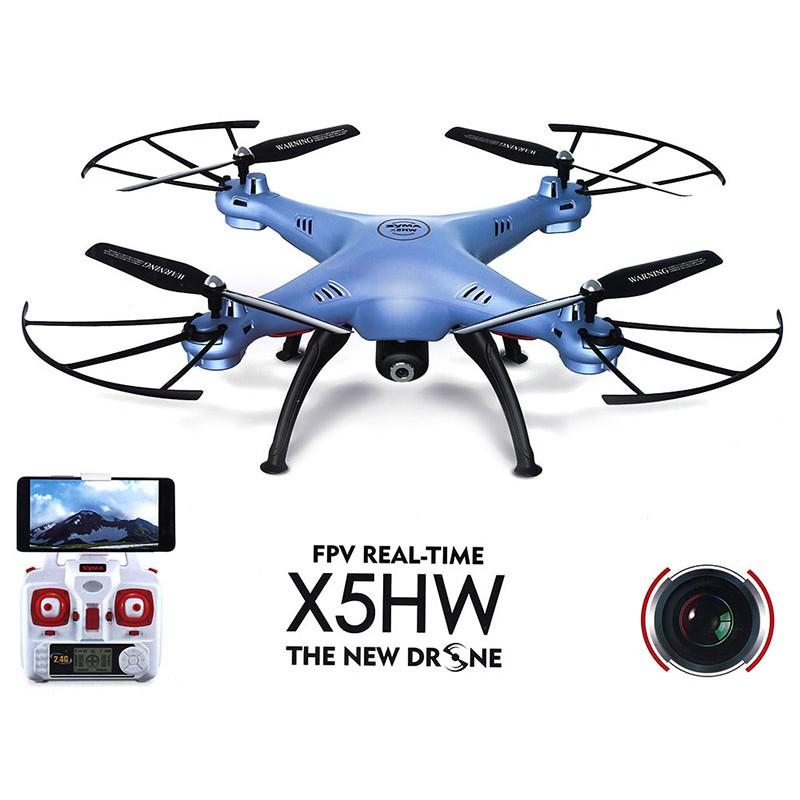 Dron SYMA X5HW Quadrocopter RC z Kamerą FPV Wi-Fi 2,4 GHz - VivoSklep.pl