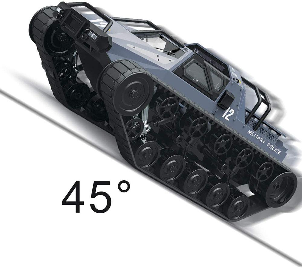 Czołg RC CRAWLER SG 1203 Transporter Terenowy Zdalnie Sterowany 1:12 Szaro-Czarny - VivoSklep.pl 23