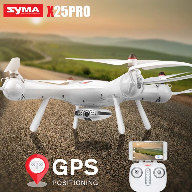 Dron RC SYMA X25 PRO Follow Me z Kamerą Nawigacją GPS - VivoSklep.pl 19
