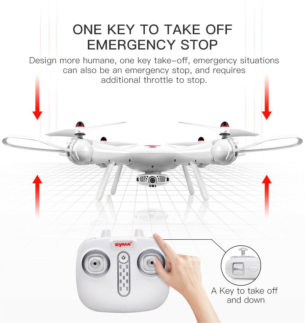 Dron RC SYMA X25 PRO Follow Me z Kamerą Nawigacją GPS - VivoSklep.pl 13