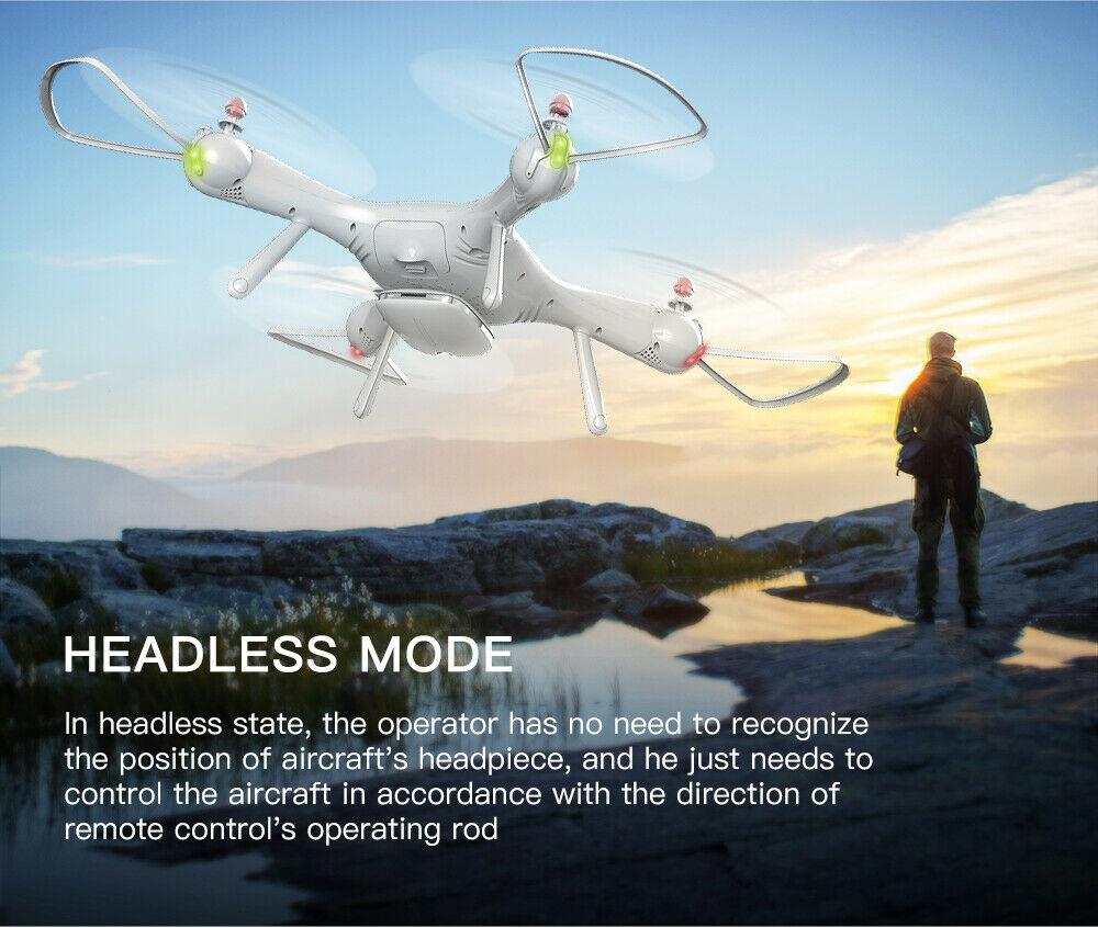 Dron RC SYMA X25 PRO Follow Me z Kamerą Nawigacją GPS - VivoSklep.pl 10