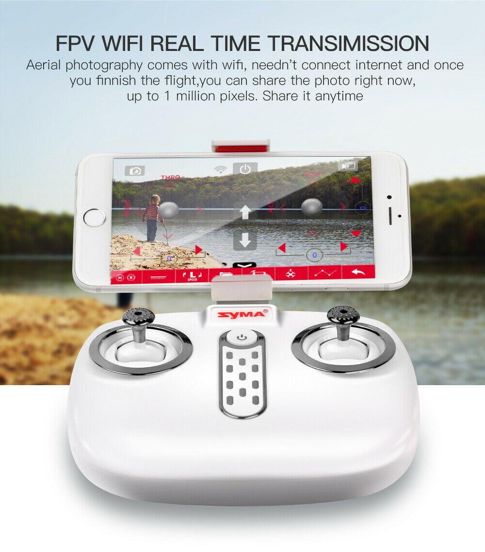 Dron RC SYMA X25 PRO Follow Me z Kamerą Nawigacją GPS - VivoSklep.pl 15