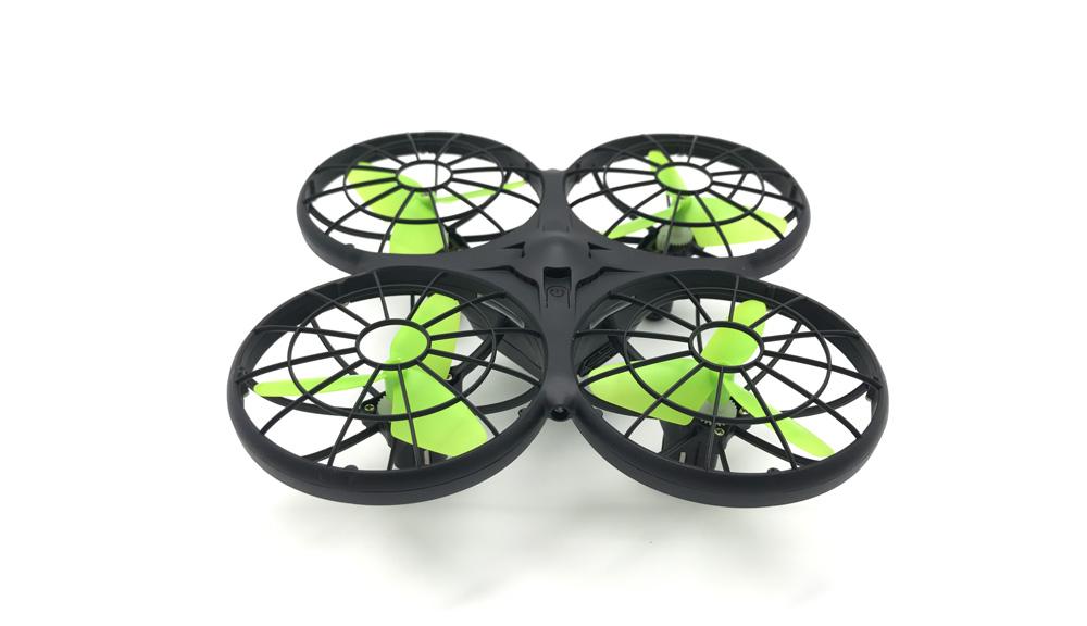 Dron RC SYMA X26 Quadrocopter Zwis Headless Auto Start Omijanie Przeszkód LED - VivoSklep.pl 2