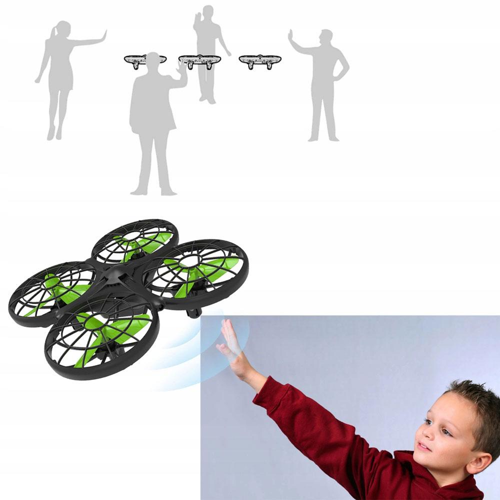 Dron RC SYMA X26 Quadrocopter Zwis Headless Auto Start Omijanie Przeszkód LED - VivoSklep.pl 3
