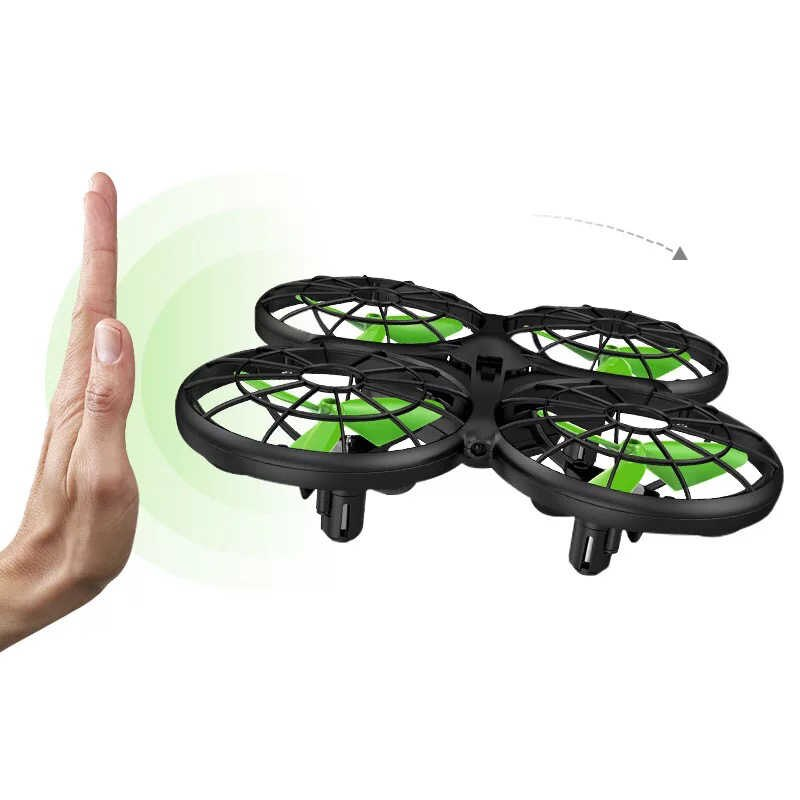 Dron RC SYMA X26 Quadrocopter Zwis Headless Auto Start Omijanie Przeszkód LED - VivoSklep.pl 7