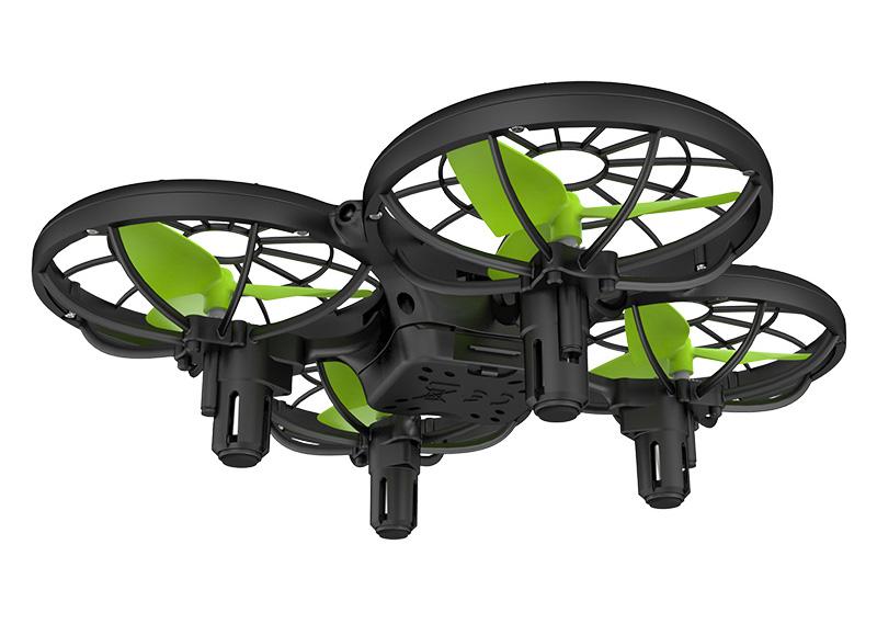 Dron RC SYMA X26 Quadrocopter Zwis Headless Auto Start Omijanie Przeszkód LED - VivoSklep.pl 5