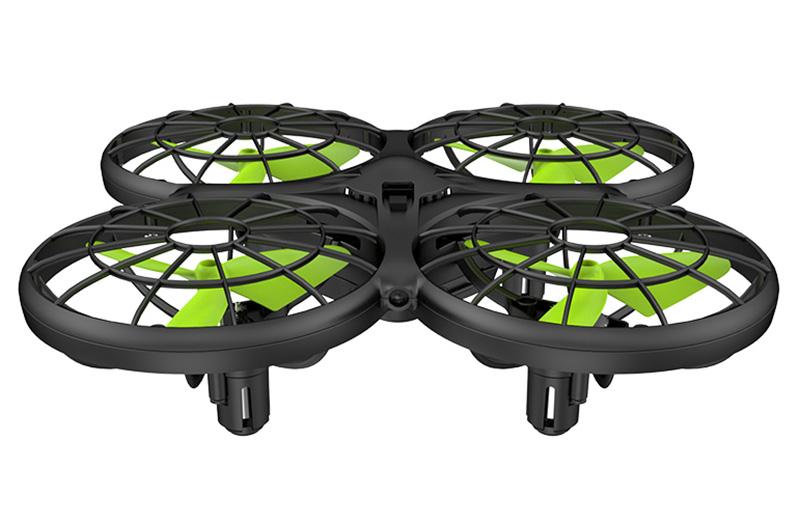 Dron RC SYMA X26 Quadrocopter Zwis Headless Auto Start Omijanie Przeszkód LED - VivoSklep.pl 4