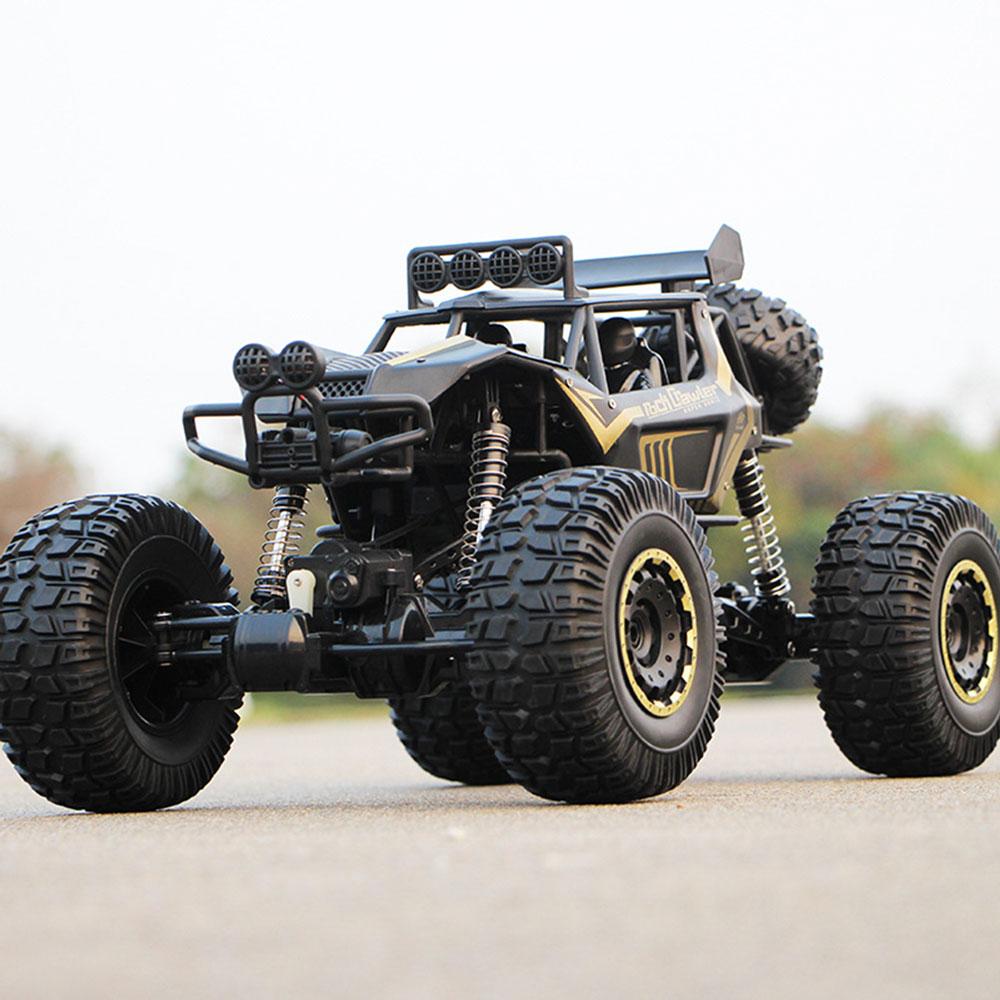 Samochód RC ROCK CRAWLER Buggy Duży 51cm 1:8 Metalowy 2028 E19256 Złoty - VivoSklep.pl 5