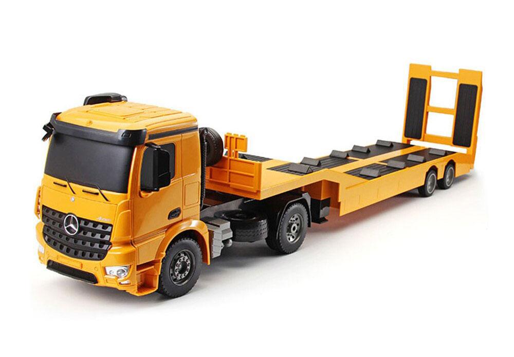 Ciężarówka i Laweta RC MERCEDES AROCS Double Eagle EE 562 003 Zdalnie Sterowana Duża 86CM – VivoSklep.pl 3