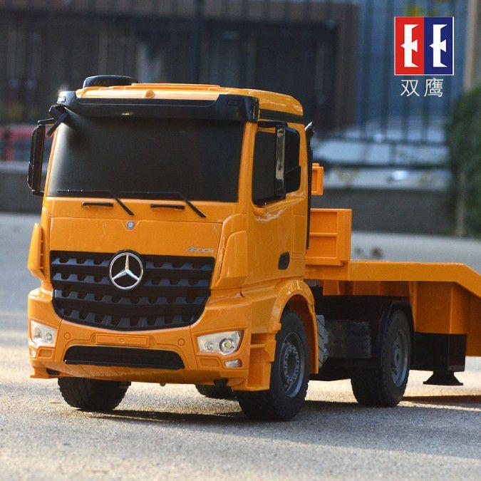 Ciężarówka i Laweta RC MERCEDES AROCS Double Eagle EE 562 003 Zdalnie Sterowana Duża 86CM – VivoSklep.pl 19