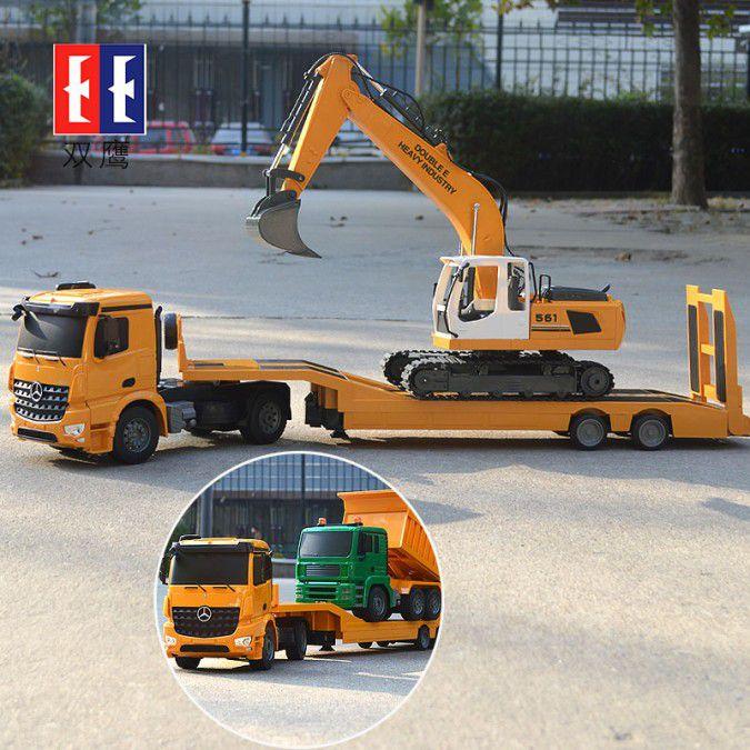 Ciężarówka i Laweta RC MERCEDES AROCS Double Eagle EE 562 003 Zdalnie Sterowana Duża 86CM – VivoSklep.pl 20