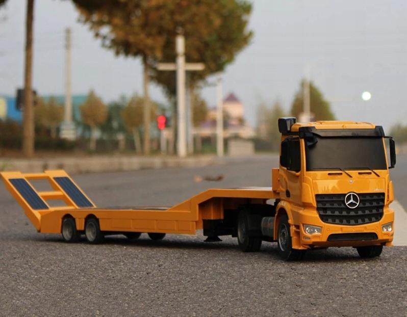 Ciężarówka i Laweta RC MERCEDES AROCS Double Eagle EE 562 003 Zdalnie Sterowana Duża 86CM – VivoSklep.pl 23
