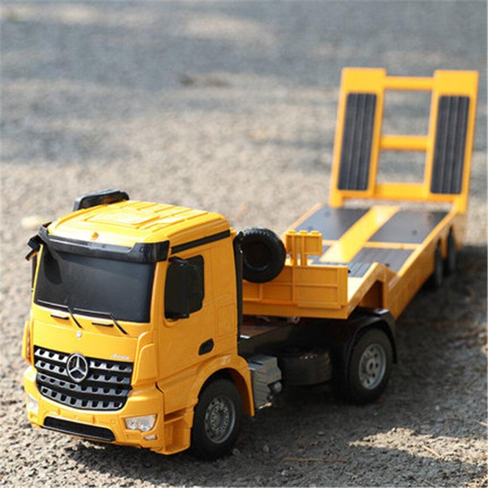 Ciężarówka i Laweta RC MERCEDES AROCS Double Eagle EE 562 003 Zdalnie Sterowana Duża 86CM – VivoSklep.pl 2