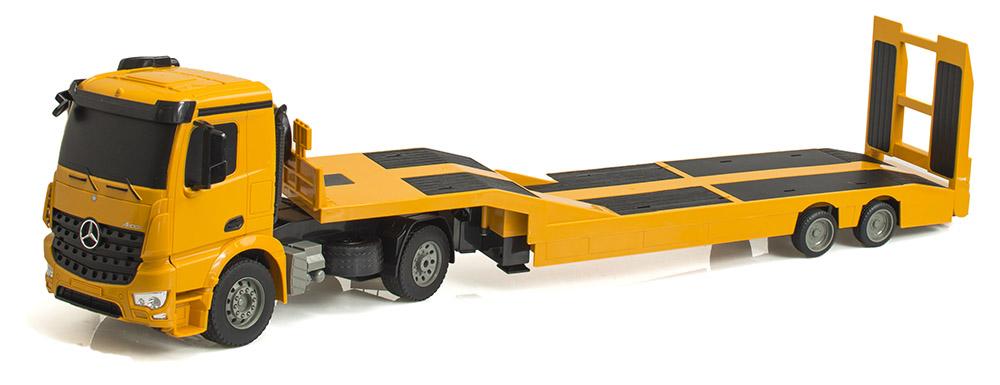 Ciężarówka i Laweta RC MERCEDES AROCS Double Eagle EE 562 003 Zdalnie Sterowana Duża 86CM – VivoSklep.pl 25