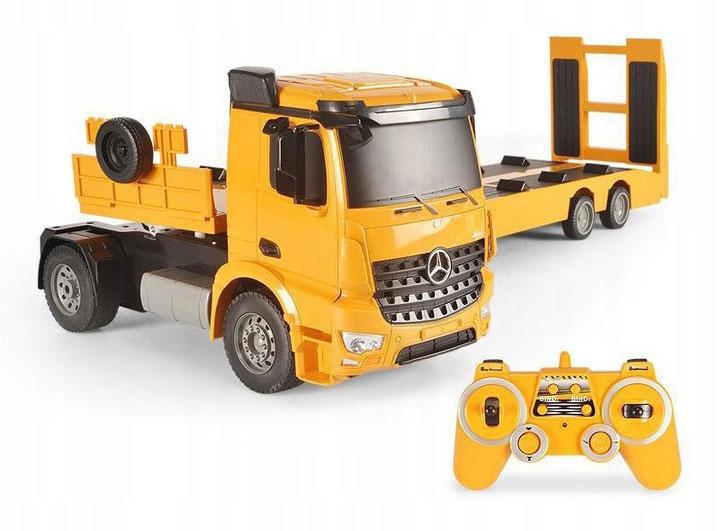 Ciężarówka i Laweta RC MERCEDES AROCS Double Eagle EE 562 003 Zdalnie Sterowana Duża 86CM – VivoSklep.pl 15