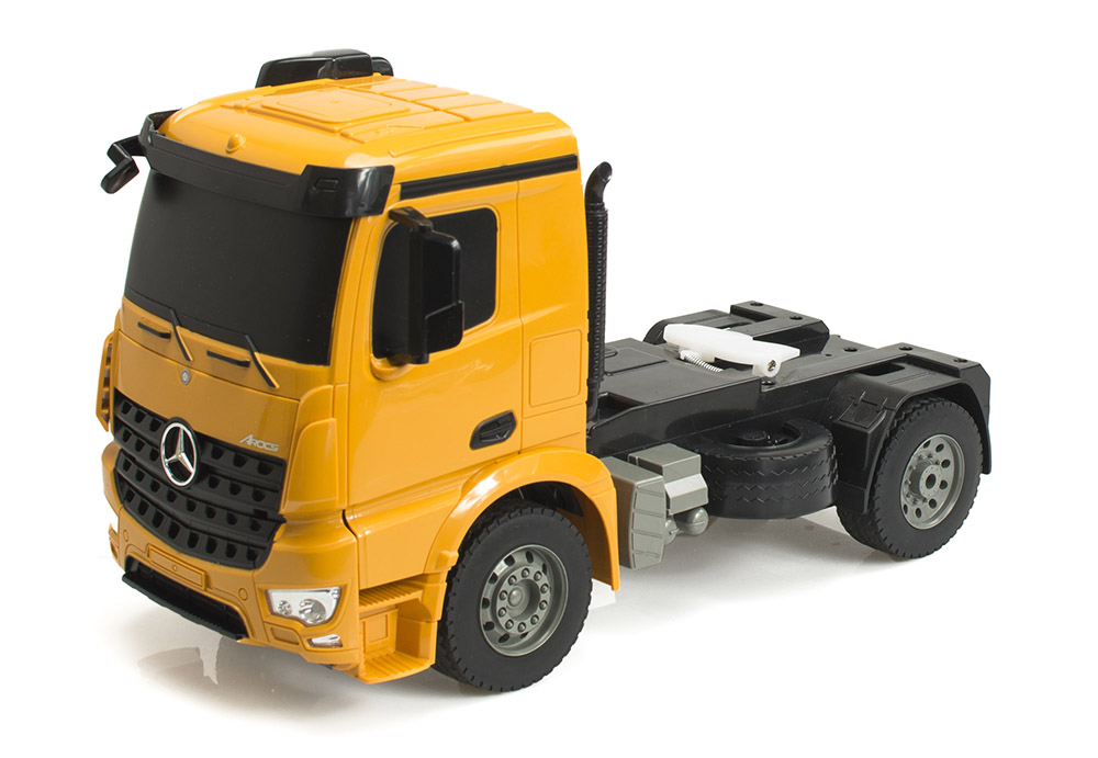 Ciężarówka i Laweta RC MERCEDES AROCS Double Eagle EE 562 003 Zdalnie Sterowana Duża 86CM – VivoSklep.pl 4