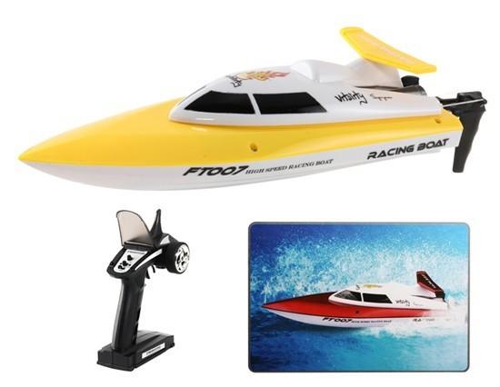Łódź RC FEILUN FT007 VITALITY Racing Boat Szybka Motorówka Wyścigowa 25km/h – VivoSklep.pl 26