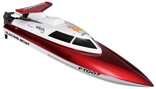 Łódź RC FEILUN FT007 VITALITY Racing Boat Szybka Motorówka Wyścigowa 25km/h – VivoSklep.pl 8