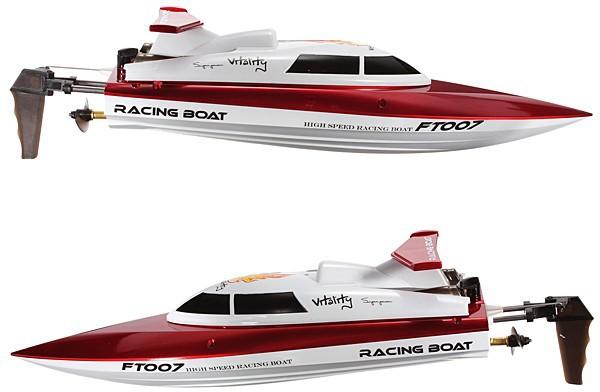Łódź RC FEILUN FT007 VITALITY Racing Boat Szybka Motorówka Wyścigowa 25km/h – VivoSklep.pl 12