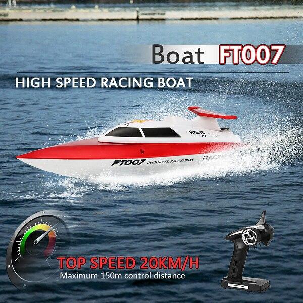 Łódź RC FEILUN FT007 VITALITY Racing Boat Szybka Motorówka Wyścigowa 25km/h – VivoSklep.pl 19