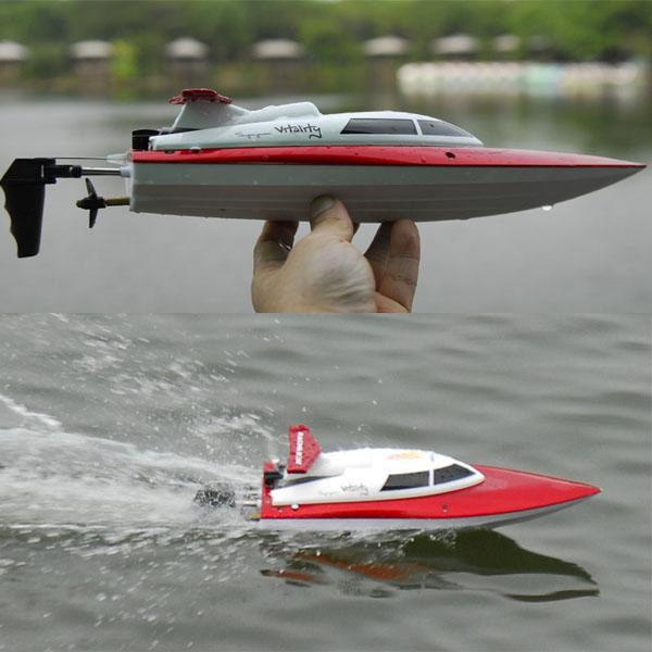 Łódź RC FEILUN FT007 VITALITY Racing Boat Szybka Motorówka Wyścigowa 25km/h – VivoSklep.pl 18
