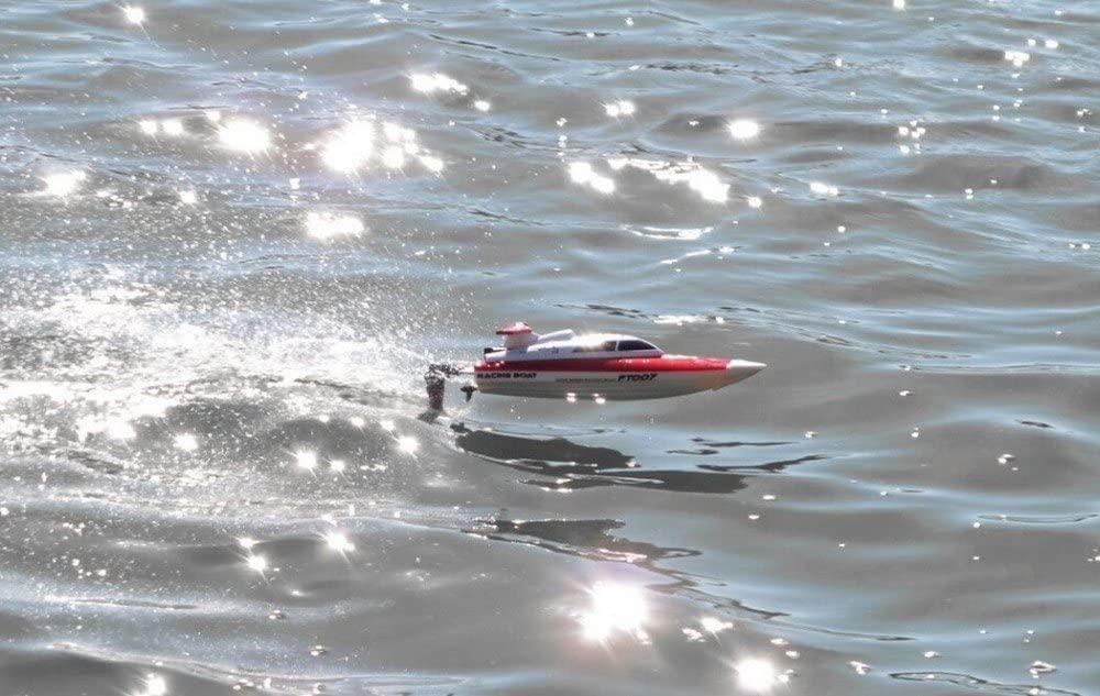 Łódź RC FEILUN FT007 VITALITY Racing Boat Szybka Motorówka Wyścigowa 25km/h – VivoSklep.pl 23