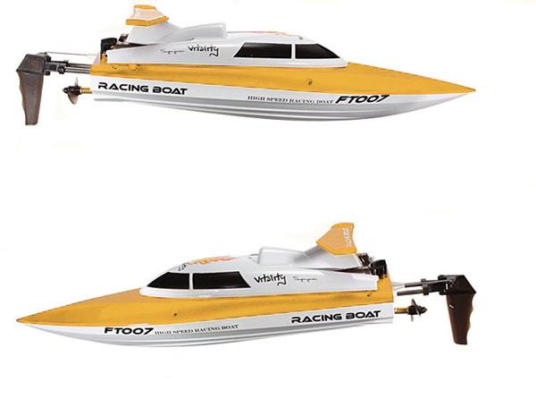 Łódź RC FEILUN FT007 VITALITY Racing Boat Szybka Motorówka Wyścigowa 25km/h – VivoSklep.pl 6