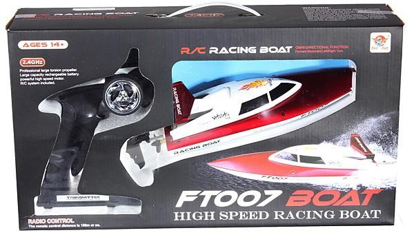 Łódź RC FEILUN FT007 VITALITY Racing Boat Szybka Motorówka Wyścigowa 25km/h – VivoSklep.pl 27