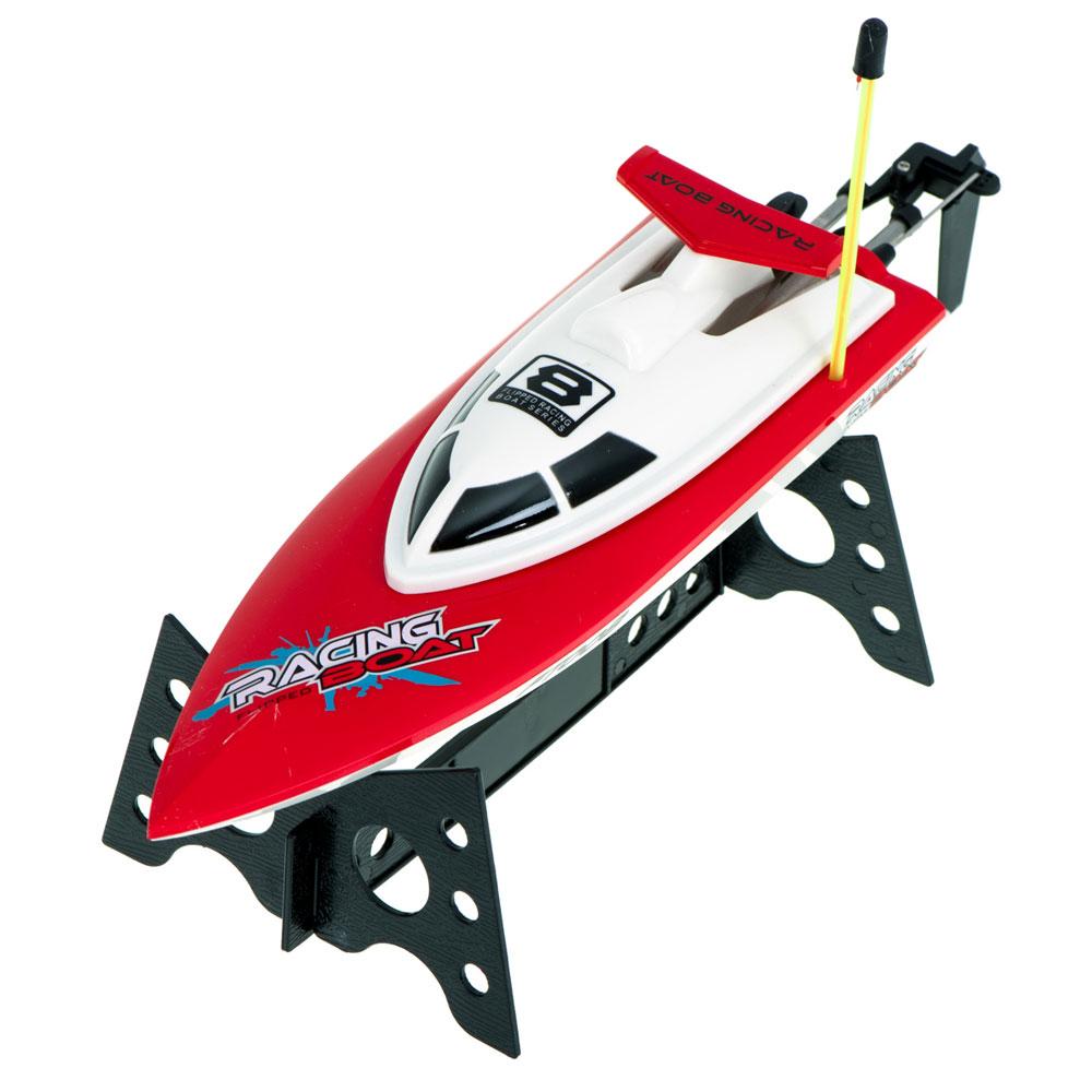 Łódź RC FEILUN FT008 Racing Boat High Speed Motorówka Zdalnie Sterowana 14 km/h – VivoSklep.pl 5