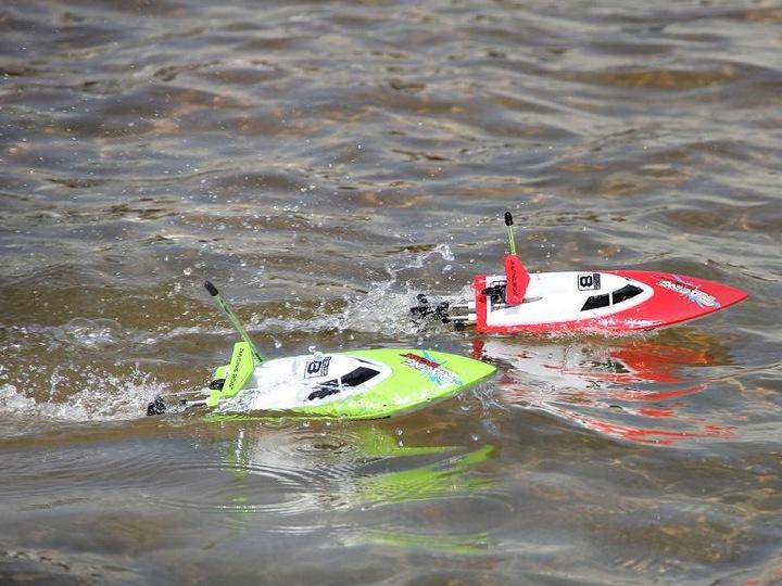 Łódź RC FEILUN FT008 Racing Boat High Speed Motorówka Zdalnie Sterowana 14 km/h – VivoSklep.pl 22