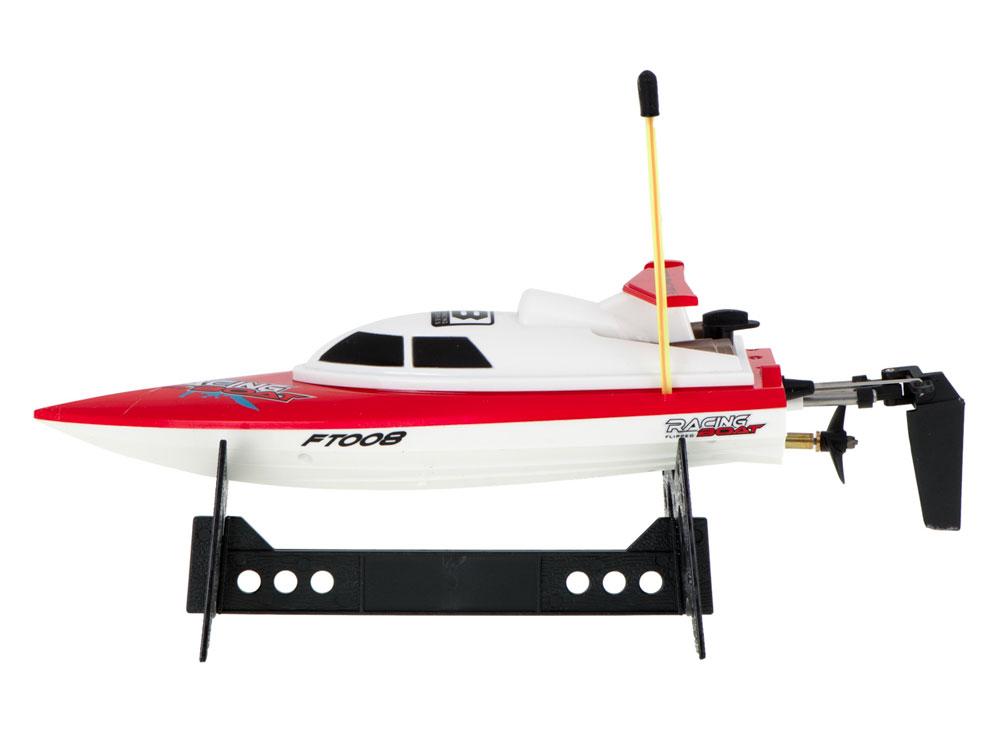 Łódź RC FEILUN FT008 Racing Boat High Speed Motorówka Zdalnie Sterowana 14 km/h – VivoSklep.pl 4