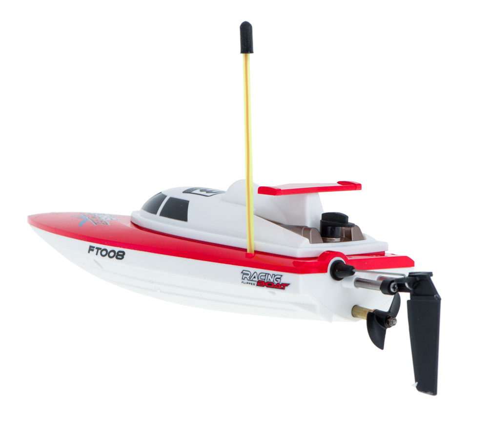 Łódź RC FEILUN FT008 Racing Boat High Speed Motorówka Zdalnie Sterowana 14 km/h – VivoSklep.pl 7