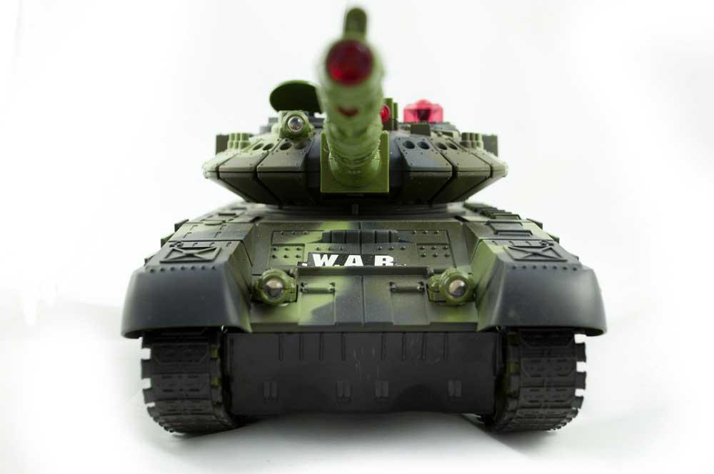 Czołg RC 9993 War Tank Zdalnie Sterowany na Podczerwień 2,4Ghz - VivoSklep.pl 35