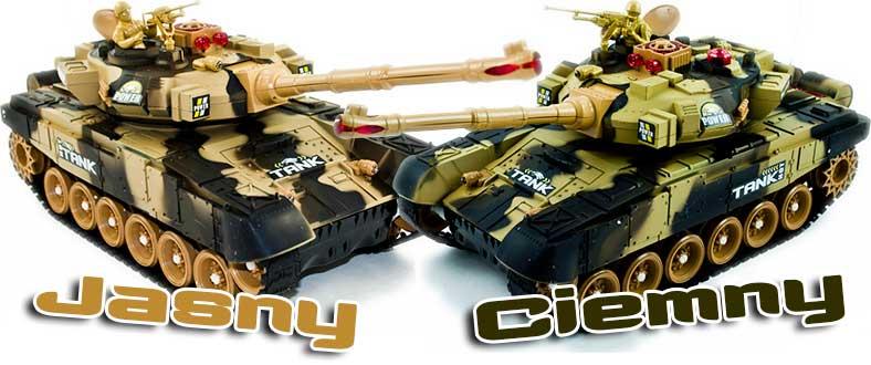 Czołg RC 9995 Big War Tank Duży Zdalnie Sterowany 2,4 Ghz - VivoSklep.pl 7