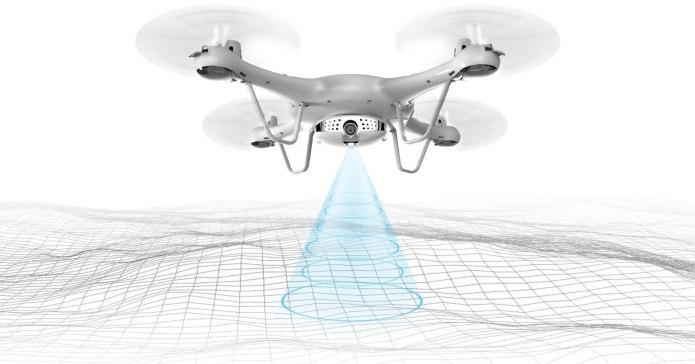 Dron SYMA X5UW-D Funkcjonalny Quadrocopter RC z Kamerą - VivoSklep.pl 3