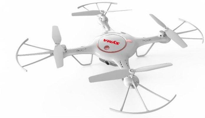 Dron SYMA X5UW-D Funkcjonalny Quadrocopter RC z Kamerą - VivoSklep.pl 8