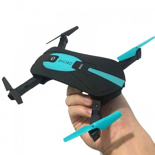 Dron JY018 Składany Mini RC Selfie Quadrocopter z Kamerą Wi Fi HD 360 - VivoSklep.pl 12