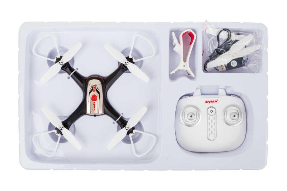 Dron SYMA X15W Quadrocopter RC z Kamerą Wi-Fi FPV 2,4GHz - VivoSklep.pl 6