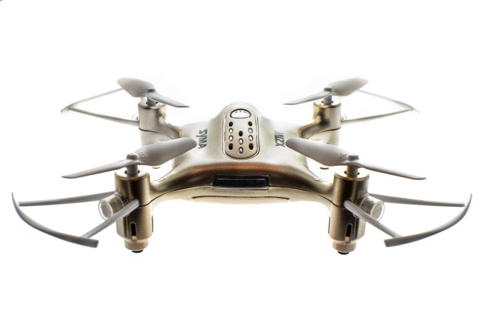 Dron SYMA X21W Miniaturowy RC Quadrocopter z Kamerą FPV Wi-Fi - VivoSklep.pl 2