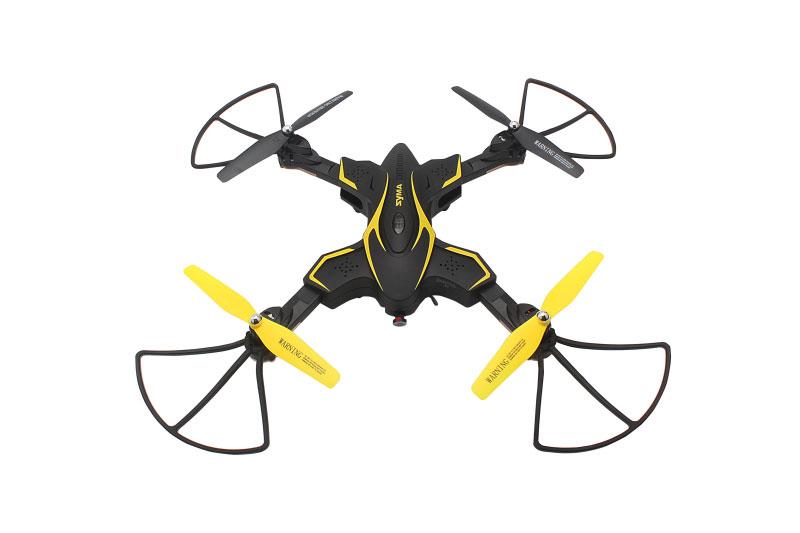 Dron SYMA X56W-P Składany Quadrocopter RC z Kamerą - VivoSklep.pl 2