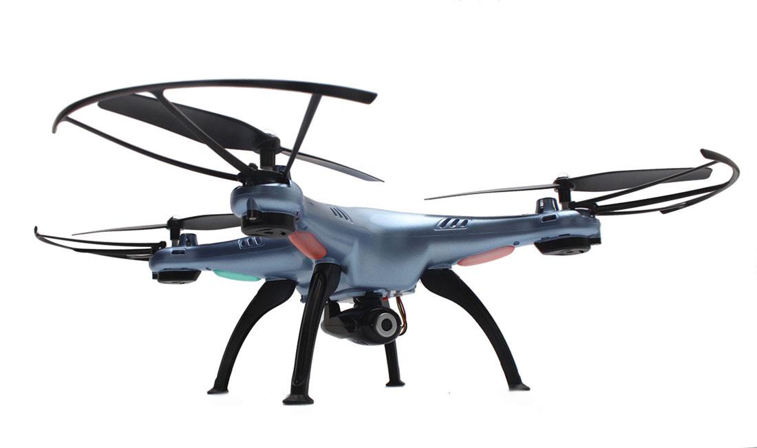 Dron SYMA X5HW Quadrocopter RC z Kamerą FPV Wi-Fi 2,4 GHz - VivoSklep.pl 3