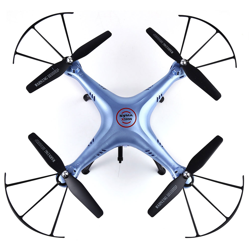 Dron SYMA X5HW Quadrocopter RC z Kamerą FPV Wi-Fi 2,4 GHz - VivoSklep.pl 4