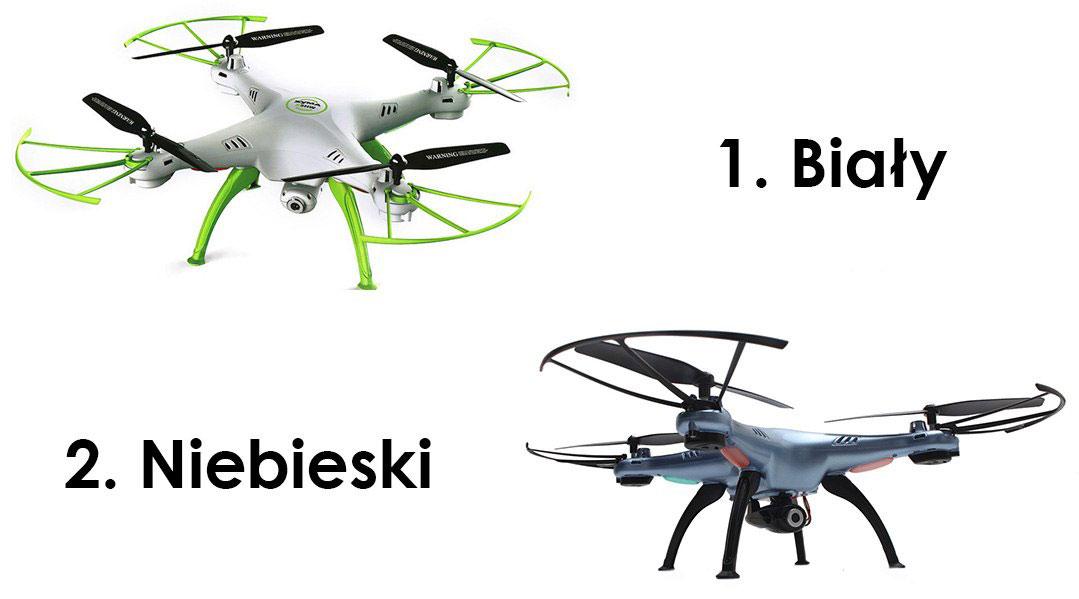 Dron SYMA X5HW Quadrocopter RC z Kamerą FPV Wi-Fi 2,4 GHz - VivoSklep.pl 9