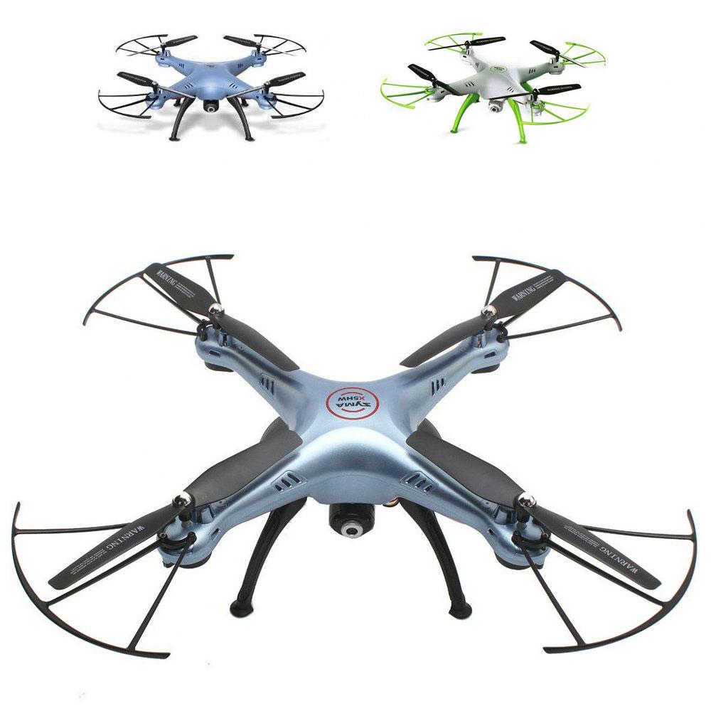 Dron SYMA X5HW Quadrocopter RC z Kamerą FPV Wi-Fi 2,4 GHz - VivoSklep.pl 5