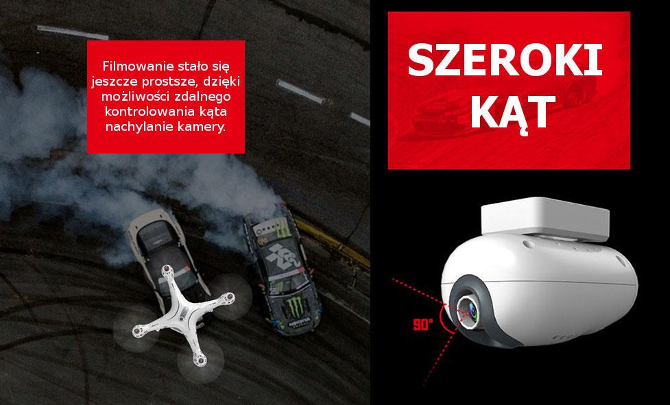 Dron SYMA X8 Pro Quadrocopter RC z Kamerą GPS Barometr Żyroskop - VivoSklep.pl 8