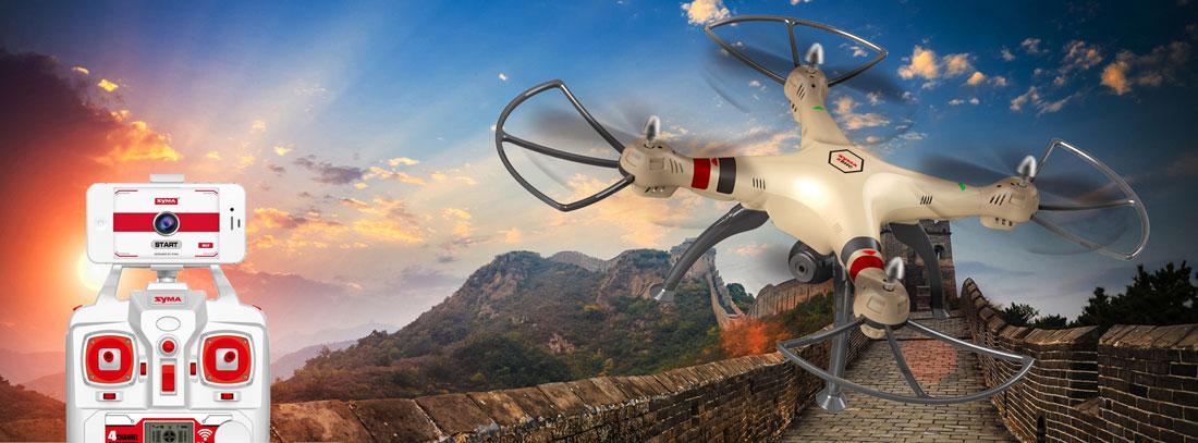 Dron SYMA X8HW Duży Quadrocopter RC z Kamerą i Barometrem - VivoSklep.pl 12