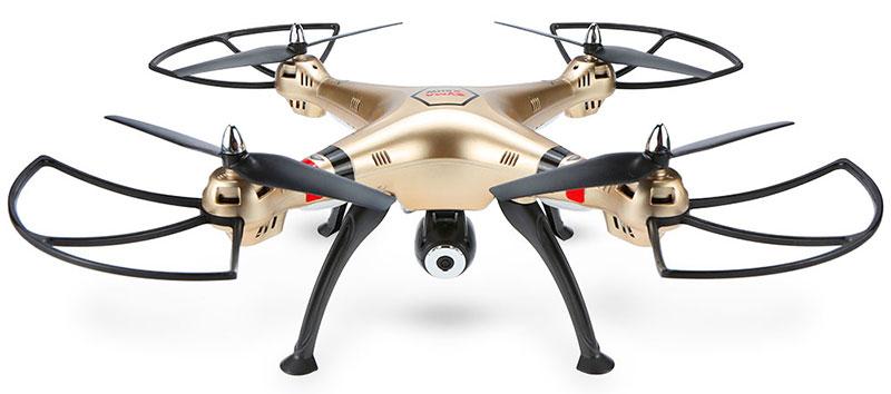 Dron SYMA X8HW Duży Quadrocopter RC z Kamerą i Barometrem - VivoSklep.pl 5